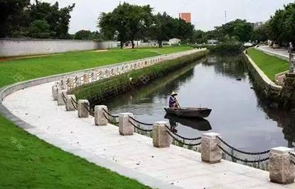 河涌生态综合整治